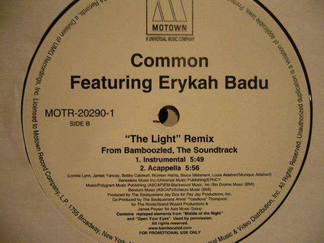 Common Feat. Erykah Badu All Night Long