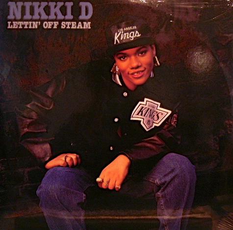 Nikki D - Lettin' Off Steam