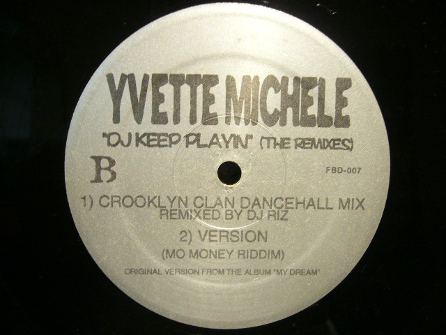 Yvette Michele - DJ Keep Playin' (Hex Hector House Mixes)