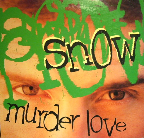 SNOW / MURDER LOVE (LP)