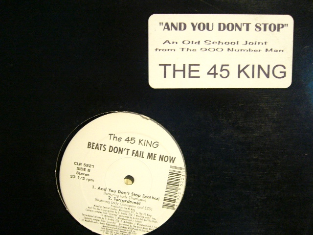 45 King, The - Beats For '97