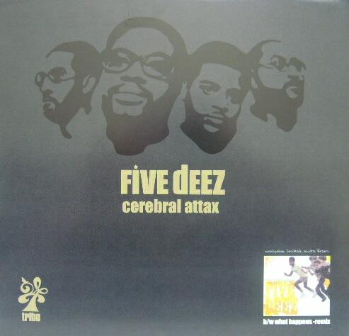 Five Deez - Cerebral Attax