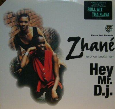 画像1: ZHANE / HEY MR. D.J.