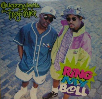 画像1: JAZZY JEFF & FRESH PRINCE / RING MY BELL