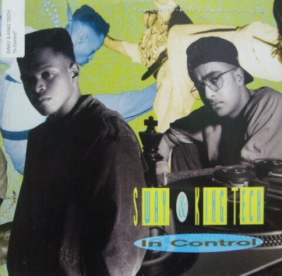 画像1: SWAY & KING TECH / IN CONTROL