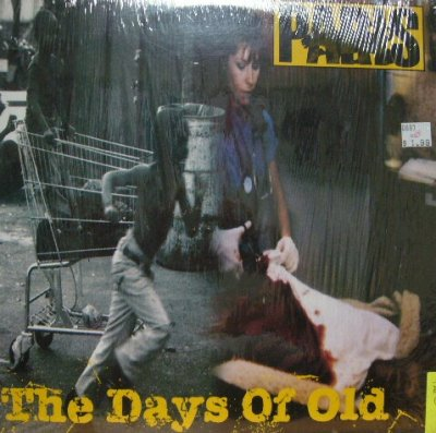 画像1: PARIS / THE DAYS OF OLD