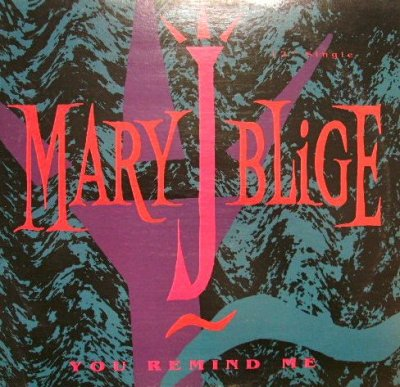 画像1: MARY J. BLIGE / YOU REMIND ME