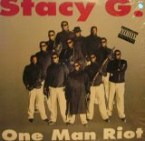 STACY G. / ONE MAN RIOT ( LP )