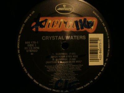 画像1: CRYSTAL WATERS / SURPRISE