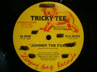 画像1: TRICKY TEE / JOHNNY THE FOX