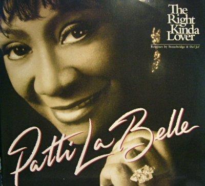 画像1: PATTI LABELLE / THE RIGHT KINDA LOVER
