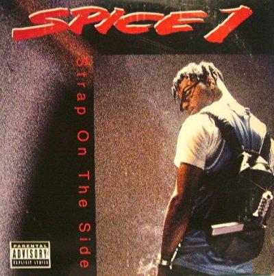画像1: SPICE 1 / STRAP ON THE SIDE