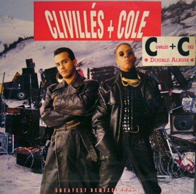 画像1: CLIVILLES & COLE / GREATEST REMIXES VOLUME 1