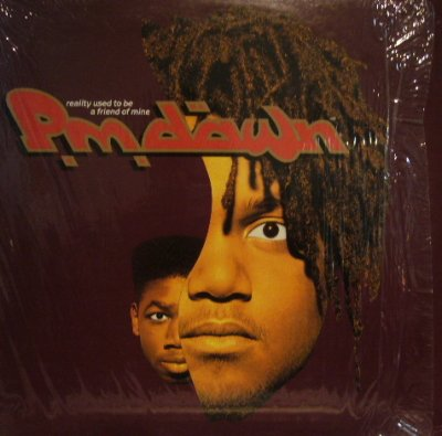 画像1: PM DAWN / REALITY USED TO BE A FRIEND OF MINE