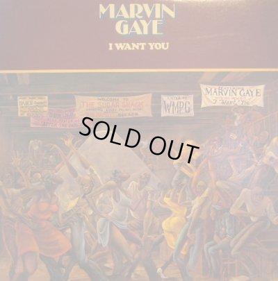 画像1: MARVIN GAYE / I WANT YOU