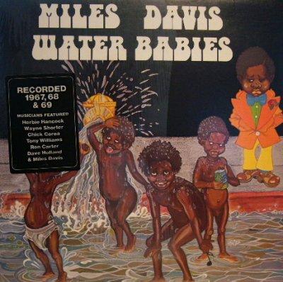 画像1:  MILES DAVIS / WATER BABIES (LP)