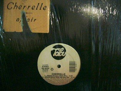 画像1: CHERRELLE / AFFAIR  (¥500)