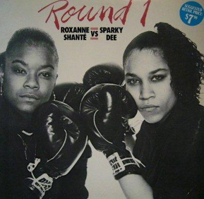 画像1: ROXANNE SHANTE vs SPARKY DEE / ROUND 1