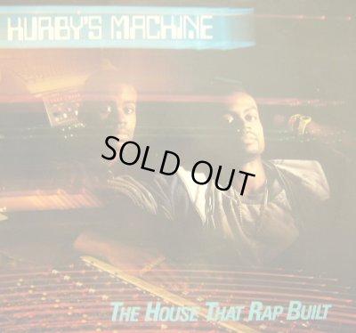 画像1: HURBY'S MACHINE / THE HOUSE THAT RAP BUILT (LP)  (¥500)