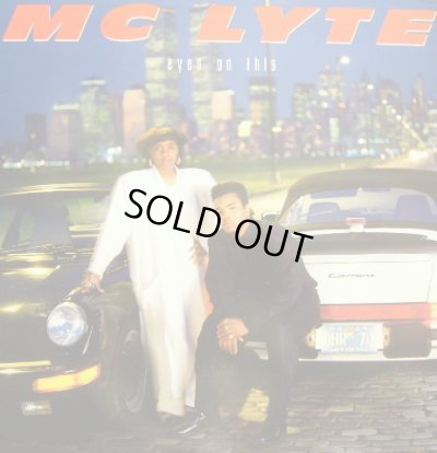 画像1: MC LYTE / EYES ON THIS (LP)
