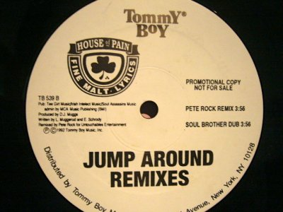 画像2: HOUSE OF PAIN / JUMP AROUND REMIXES