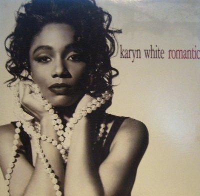 """画像1: KARYN WHITE / ROMANTIC (DOUBLE PACK PROMO 12""""×2)"""