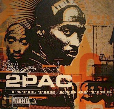 画像1: 2PAC / UNTIL THE END OF TIME  (UK)