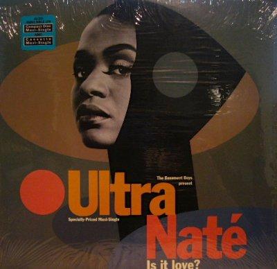 画像1: ULTRA NATE / IS IT LOVE?