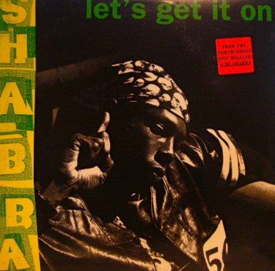 画像1: SHABBA RANKS / LET'S GET IT ON