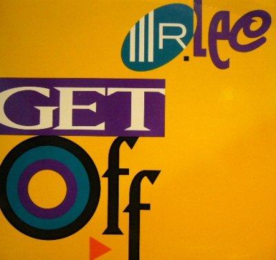 画像1: MR. LEE / GET OFF
