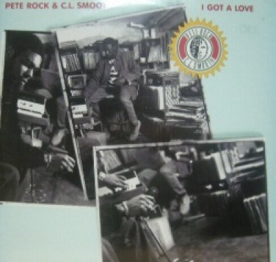 画像1: PETE ROCK & C.L. SMOOTH / I GOT LOVE  (¥1000)