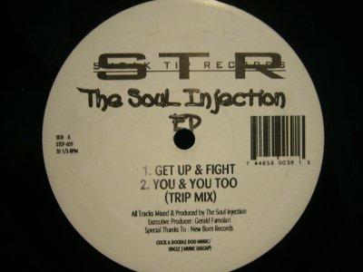 画像1: THE SOUL INJECTION / THE SOUL INJECTION (EP)