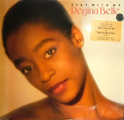 画像1: REGINA BELLE / STAY WITH ME (LP)