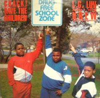 L.G. LUV AND THE KREW / CRACK! / SAVE THE CHILDREN