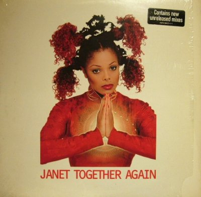 画像1: JANET / TOGETHER AGAIN