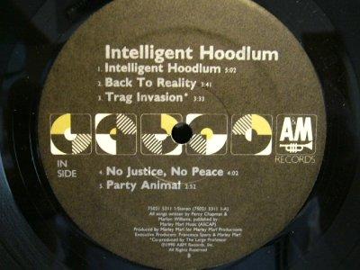 画像3: INTELLIGENT HOODLUM / INTELLIGENT HOODLUM  (US-LP)