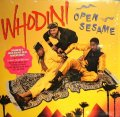 WHODINI / OPEN SESAME  (US-LP)