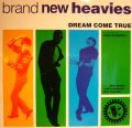 THE BRAND NEW HEAVIES Feat. N'DEA DAVENPORT / DREAM COME TRUE  (UK)