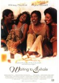 1995 WAITING TO EXHALE / US ORIGINAL MOVIE POSTER 27x40 inches (69cm x 102cm)