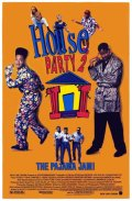 1991 HOUSE PARTY 2 / US ORIGINAL MOVIE POSTER 27x40 inches (69cm x 102cm)