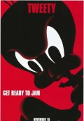 1996 SPACE JAM (TWEETY) / US ORIGINAL MOVIE POSTER 27x40 inches (69cm x 102cm)