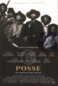 1993  POSSE / US ORIGINAL MOVIE POSTER 27x40 inches (69cm x 102cm)