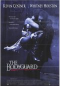 1992 THE BODYGUARD / US ORIGINAL MOVIE POSTER 27x40 inches (69cm x 102cm)