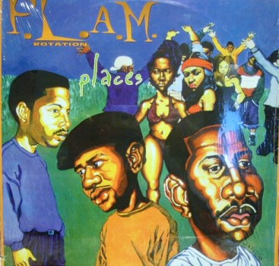 画像1: THE F.L.A.M. ROTATION / PLACES
