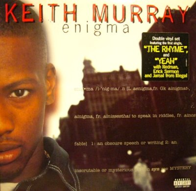 画像1: KEITH MURRY / ENIGMA  (US-2LP)