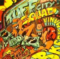 TUFF CITY SQUAD / BREAKMANIA  (US-PROMO LP)