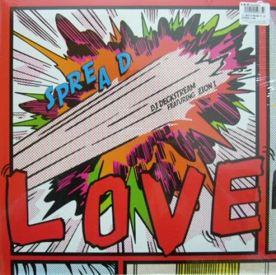 画像1: DJ DECKSTREAM feat. ZION I / SPREAD LOVE