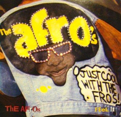 画像1: THE AFROS / FEEL IT