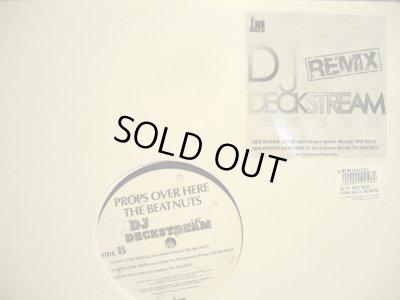 画像1: I.N.I.  / FAKIN JAX DJ DECKSTREAM REMIX  (¥1000)