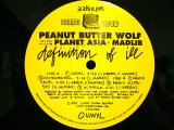 PEANUT BUTTER WOLF ‎/ DEFINITION OF ILL